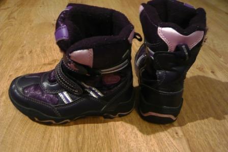 Zimné topánky pre dievča 1a6c541760d
